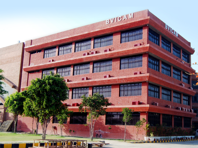 Bharati Vidyapeeth CET