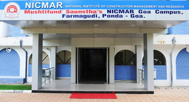 NICMAR PG Courses Admission