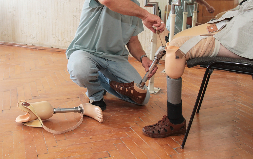 top bachelors in prosthetics and orthotics college